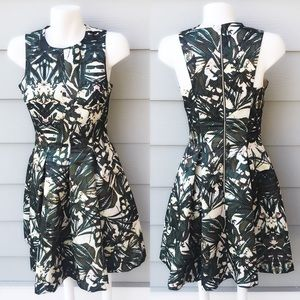 H&M Sleeveless Floral Dress